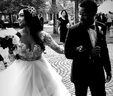 Gospel Singer Bri Babineaux & Keeslon Fontenot Are Married!