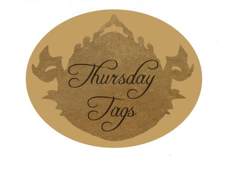 Thursday Tags – 3 Bookish Things
