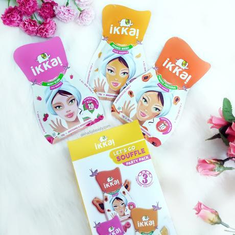 Ikkai face mask by Lotus Herbals