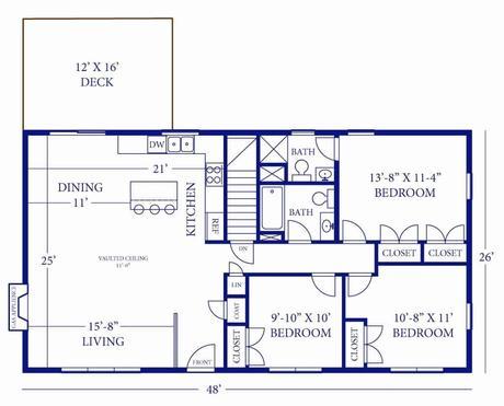 13 Outstanding Barndominium Floor Plans For Your Dreams Home Paperblog