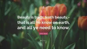 Truth, beauty, and goodness