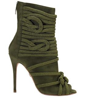 Shoe of the Day | Monika Chiang Talita Suede Ankle Boot