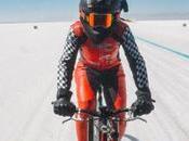 Cyclist Hits Speed Record, Riding 183.932 Bike