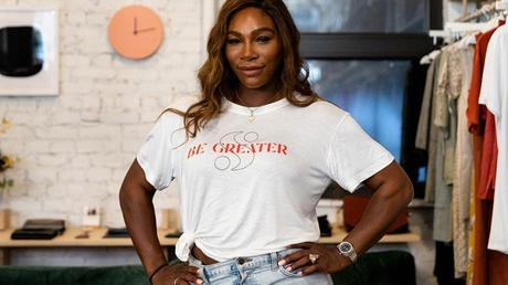 """Serena Williams Designs Her Own Fashion Line For """"Confident Women of All Ages,"""" and HELL YES"""