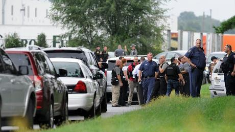 U.S. Continues To Average A Mass Shooting Every Day