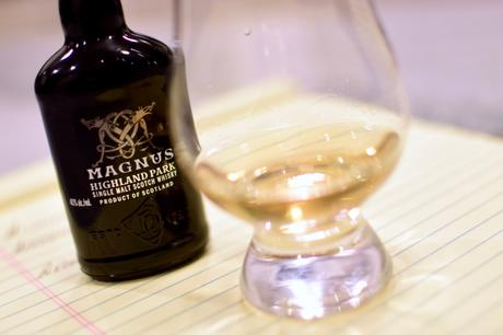 Whisky Review – Highland Park Magnus