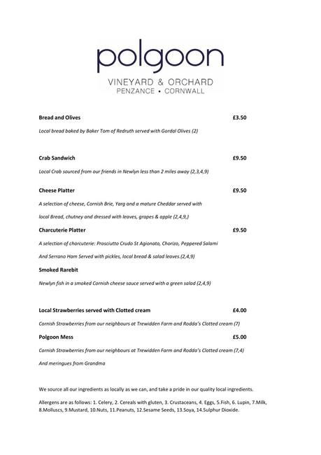 Travel: Polgoon Vineyard and Orchard, Cornwall