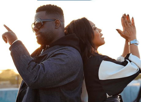 "Warryn & Erica Campbell Premieres ""All Of My Life"" Music Video"