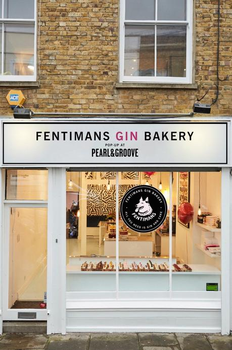 News: Fentimans Gin Bakery Pop-Up in Notting Hill