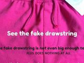 Bring Drawstring Back!