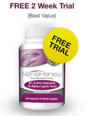 Neuropathy Nerve Renew free trial