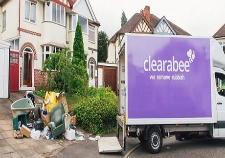 Clearabee Will Move You To Your New Home and Take Care of Rubbish Removal