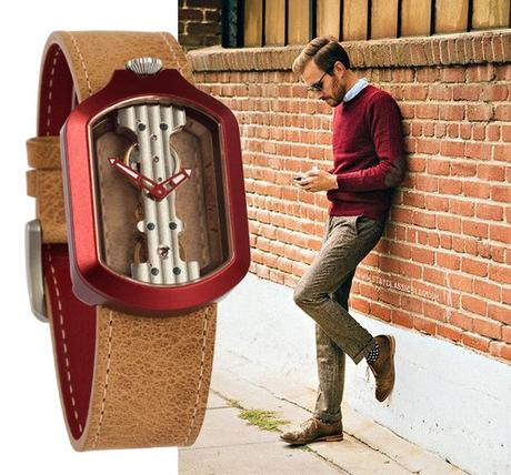 How to Wear an Unconventional Watch
