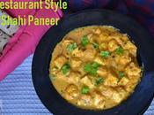 Restaurant Style Shahi Paneer Recipe, Make Recipe