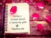 Step Guide Starting Gratitude Journal
