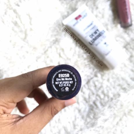Wet n Wild Give Me Mocha Megalast Liquid Catsuit Matte Lipstick | Review & Swatches