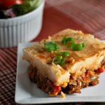 Vegan Shepherdess Pie