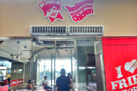 Tom Sawyer's Old Fashioned Krispy Chicken is Now In Quezon City