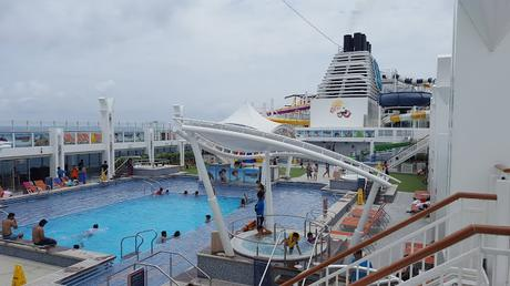 My 3 days on Genting Dream Cruise - All inclusive Dream Palace Suite experience