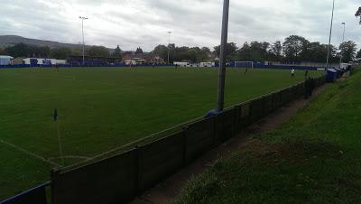 ✔635.Arbories Memorial Sports Ground