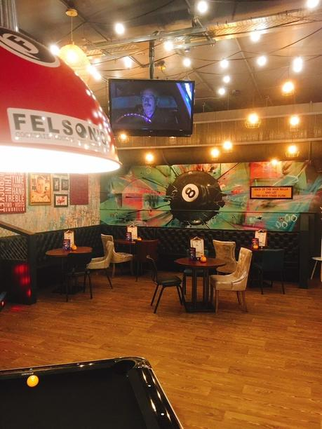 New opening: Felson's cocktail lounge and stick bar
