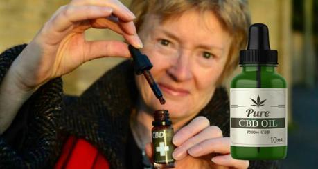 CBD Oil Free Sample Bottle