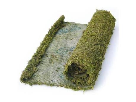 Super Moss 1.5ft. x 24ft. Instant Green All Purpose Moss-Mat Runner  22431 - Pack of 2