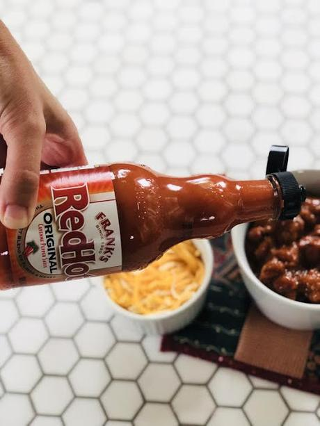 One Pot Chili With Franks Red Hot Sauce