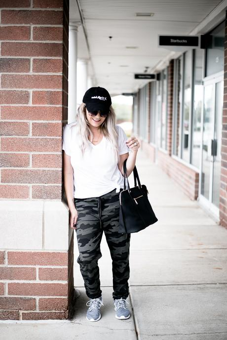 Styling athleisure wear + 6 different outfit ideas