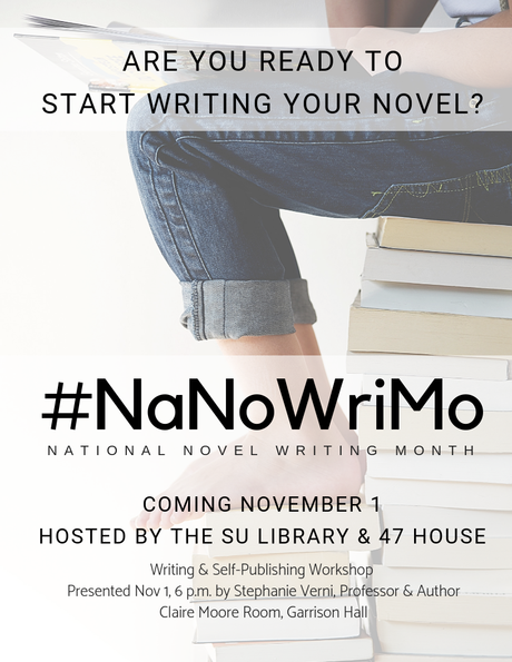 Gearing Up for #Frocktober and #NaNoWriMo