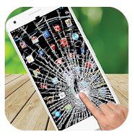 Top 10 Best Cracked Screen Prank Apps (android/iPhone) 2018