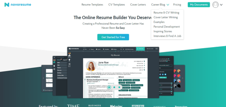 NOVORESUME Review 2018: Try the Best Resume Builder For Free (100% Verified)