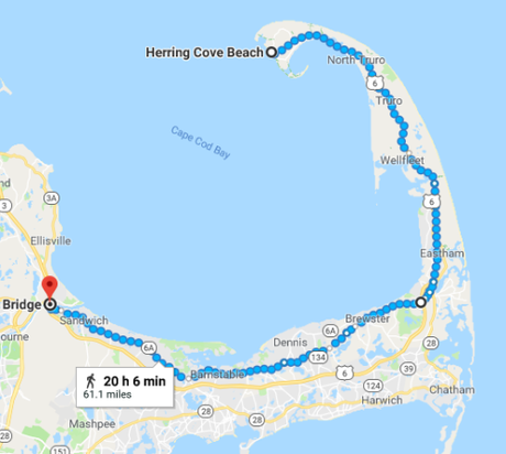 Long Walk 2018 – T minus 3 days