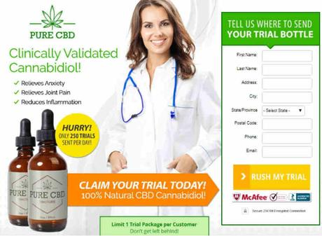 Free CBD Vape Oil Sample