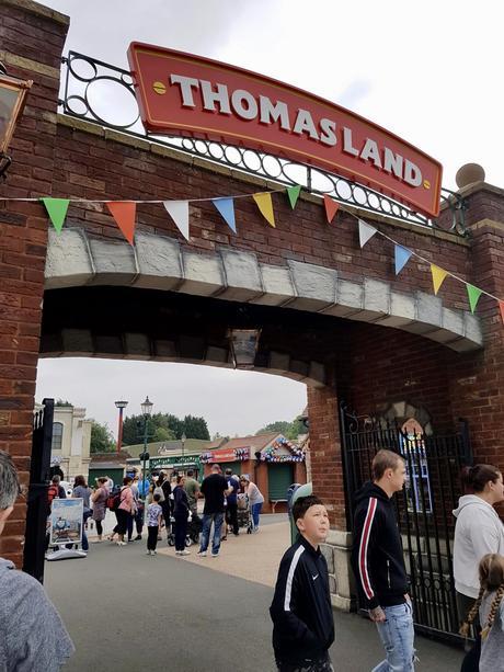 Thomas Land | Drayton Manor Park