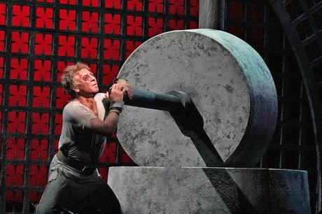 Opera Review: Falling Down