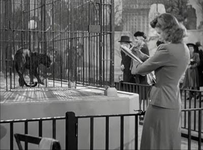favorite movie #54 and art in film: cat people