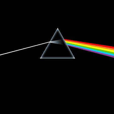 Legendary Original Artwork for Pink Floyd's Dark Side of the Moon