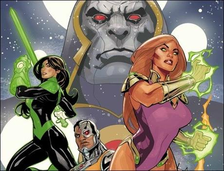 Preview: Justice League Odyssey #1 by Williamson & Sejic (DC)
