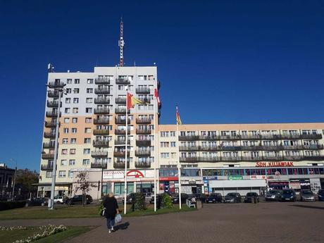 Plac Wolnosci - Freedom Square, Włocławek