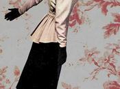 1940s Fashion Fall Dresses 1947