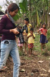 Rima Das: Director of 'Village Rockstars'