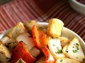 Fryer Potatoes O'Brien