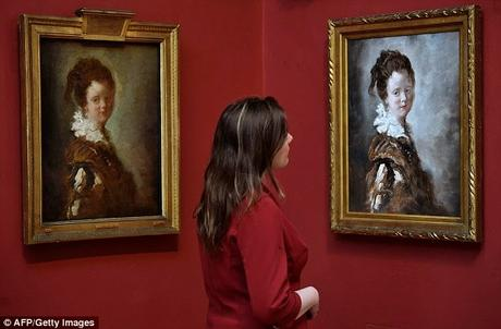 art at museum - Can you spot the duplicate ? attempt of Dulwich Picture Gallery !