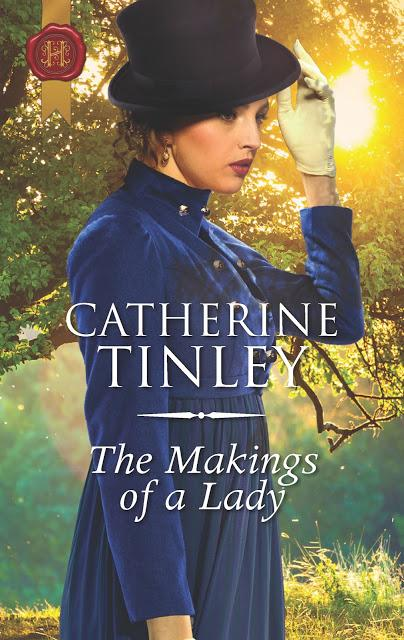 The Makings of a Lady by Catherine Tinley- Feature and Review