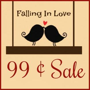 FALLING IN LOVE - SPOTLIGHT ON  JEN GEIGLE JOHNSON