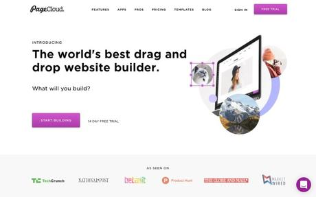PageCloud Website Builder Review 2018: The World's Best Visual Editor?