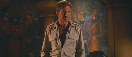 Indiana Jones' Tweed Jacket for Dinner