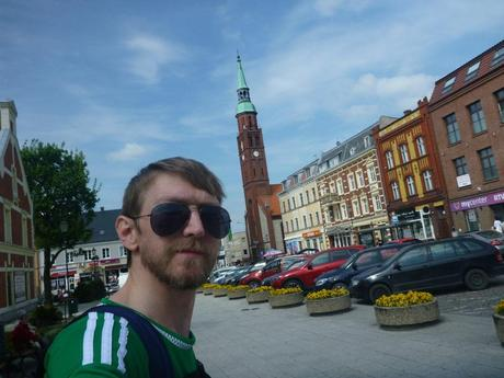 Northern Irishman in Poland back in Starogard Gdanski