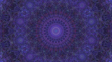 Mandala 432 – Beautiful Video about a Virtual Rose Window